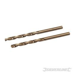 Kobaltový vrták - 2 kusy - 3.5mm