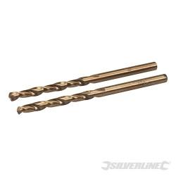 Kobaltový vrták - 2 kusy - 4.5mm