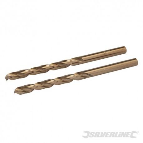 Wiertlo kobaltowe 2 szt. - 5,5 mm