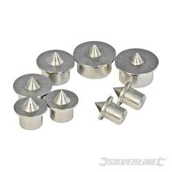 Zestaw znaczników do polaczen kolkowych 8 szt. - 6 - 12 mm
