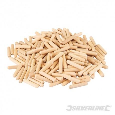 Spojovací kolíky - 200 kusů - 8 x 40mm