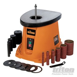 450W Oscillating Spindle Sander - TSPS450