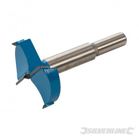 Titanium-Coated Forstner Bit - 45mm