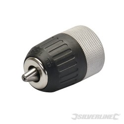 "Metal Keyless Chuck - 13mm - 1/2"" 20UNF"