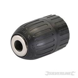 """Rychloupínací sklíčidlo se zámkem - 13mm - 1/2"""" 20UNF"""