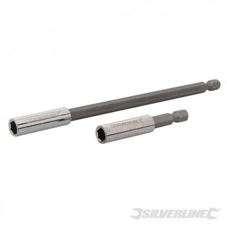 Sada držáků šroubovacích bitů - 2 díly - 60 & 150mm