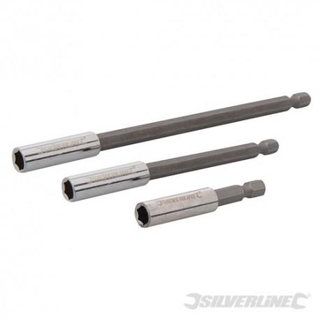 Zestaw magnetycznych uchwytów na bity, 3 szt. - 60, 100, 150 mm