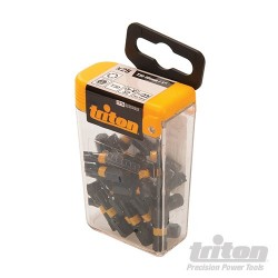 Torx Screwdriver Impact Bit 25pk - T30 25mm