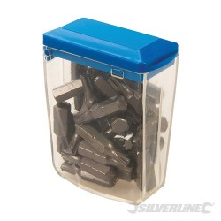 T25 Cr-V 6150 Screwdriver Bits 30pk - T25