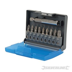 Cr-V Screwdriver Bit Set 10pce - 10pce