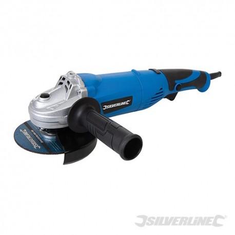 Silverstorm 1050W Angle Grinder 125mm - 1050W