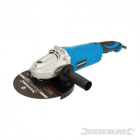 2400W Angle Grinder 230mm - 2400W