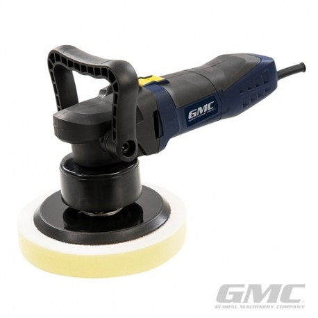 600W Dual Action Sander Polisher 150mm - GPDA UK