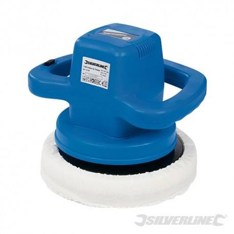 DIY 110W Orbital Car Polisher 240mm - 110W UK