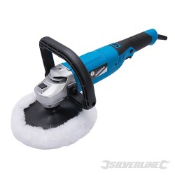 DIY 1200W Sander Polisher 180mm - 1200W UK