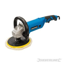 Silverstorm 1500W Sander Polisher 180mm - 1500W