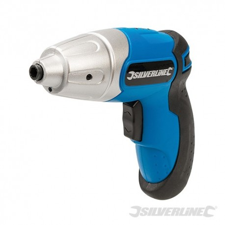 3.6V Cordless Screwdriver Set 104pce - 3.6V UK