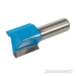 "1/2"" Straight Metric Cutter - 25 x 25mm"