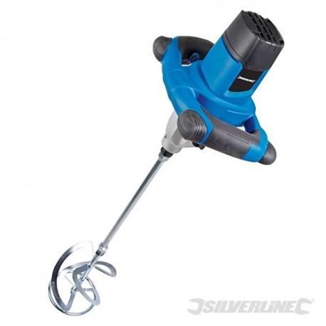 Silverstorm 1220W Plaster Mixer 140mm - 1220W