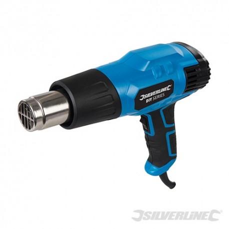 DIY 2000W Heat Gun - 550ºC UK