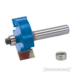 "8mm Rebate Cutter - 1 3/8"" x 1/2"""