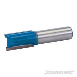 Metryczny frez trzpieniowy prosty 12 mm - 15 x 25 mm