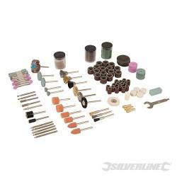 Zestaw akcesoriów do wielofunkcyjnego narzedzia obrotowego, 216 czesc. - Trzpien 3,17 mm