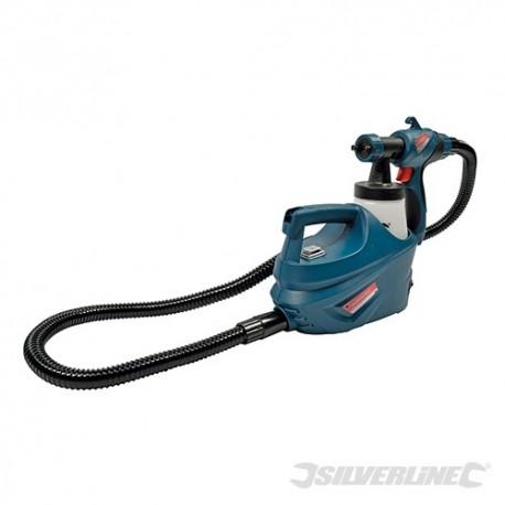 Silverstorm 500W HVLP Paint Sprayer - 500W