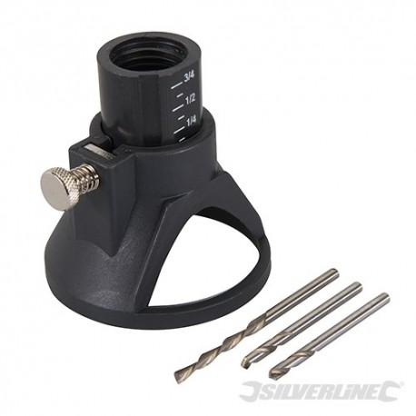 "Multipurpose Cutting Kit 4pce - 3.17mm (1/8"")"