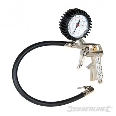 Huštění pneumatik tlakovým vzduchem - 400mm