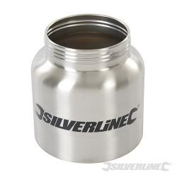 HVLP Sprayer Metal Bottle 800ml - Metal Bottle 800ml