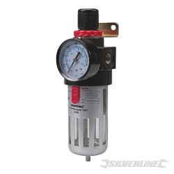 Air Line Filter Regulator - 150ml