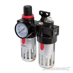 Reduktor cisnienia filtr powietrza oraz naolejacz - 150 ml