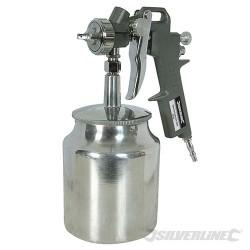 Pistolet lakierniczy z dolnym zbiornikiem - 750 ml
