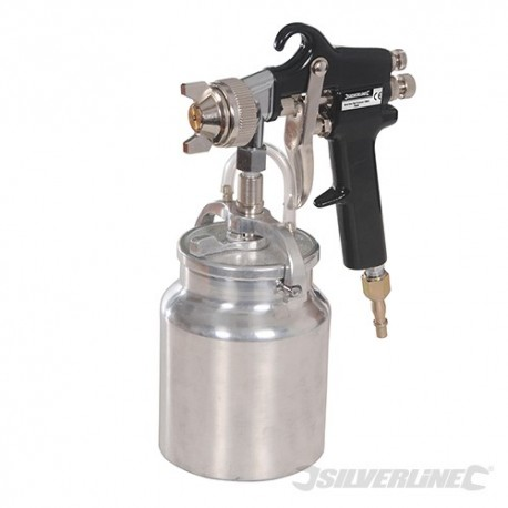 Silverline Vysokotlaká stříkací pistole - 1000ml 763556 5055058122131