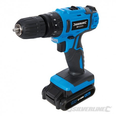 DIY 18V Combi Hammer Drill - 18V UK