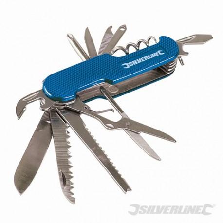 Pocket Knife 14-Function - 75mm