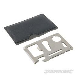 Credit Card Multi-Tool - 70 x 45mm