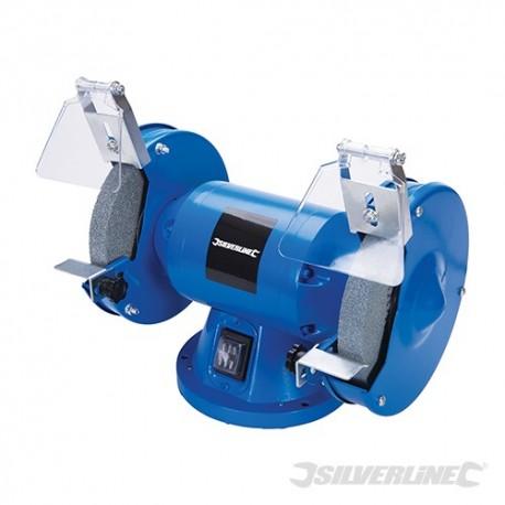 Dvoukotoučová bruska 200 W - 150mm