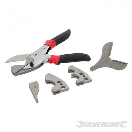 PVC Multi-Head Cutter Set 6pce - 6pce