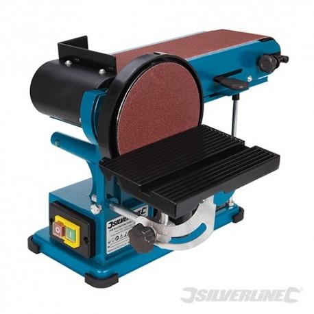 Silverstorm 350W Bench Belt & Disc Sander 390mm - 350W
