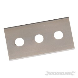 Double-Sided Scraper Blades 10pk - 0.2mm