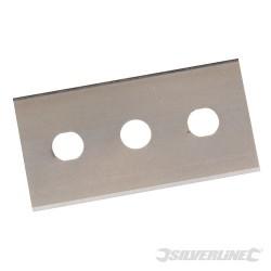 Oboustranná čepel pro škrabku - 10 kusů - 0.2mm