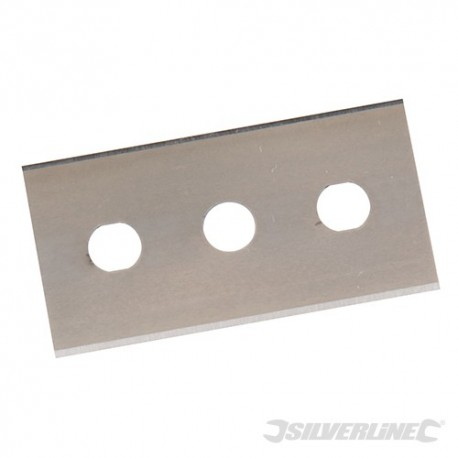 Double-Sided Scraper Blades 10pk - 0.2mm