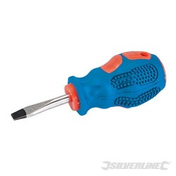 General Purpose Screwdriver Slotted Flared - 6 x 38mm