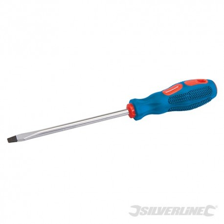 General Purpose Screwdriver Slotted Flared - 8 x 150mm