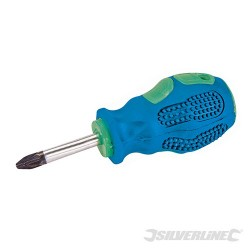 General Purpose Screwdriver Pozidriv - PZ2 x 38mm
