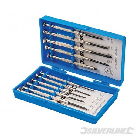 Jewellers Screwdriver Set 11pce - 11pce