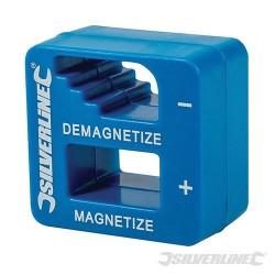 Magnetizér - demagnetizér - 50 x 50 x 30mm
