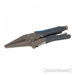 Samosvorné kleště s dlouhými čelistmi, s měkkou rukojetí - 165mm
